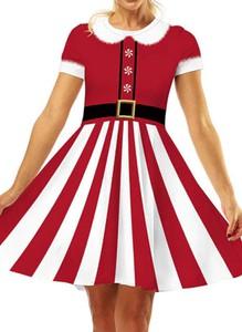 Czerwona sukienka Arilook