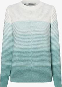 Sweter März w stylu casual z bawełny