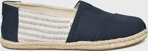Buty letnie męskie Toms z tkaniny