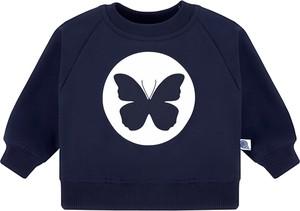 Niebieska bluza dziecięca Tuszyte