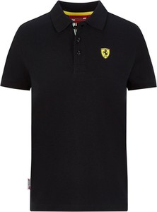 Koszulka dziecięca Scuderia Ferrari F1 Team z bawełny