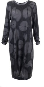 Sukienka Francesca Antonucci z długim rękawem bombka