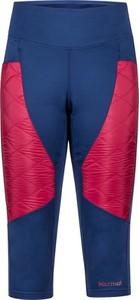 Spodnie Marmot w sportowym stylu w geometryczne wzory