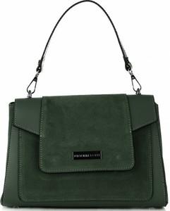Zielona torebka VITTORIA GOTTI na ramię