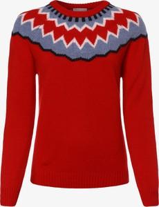 Sweter Marie Lund w stylu casual z wełny w stylu skandynawskim