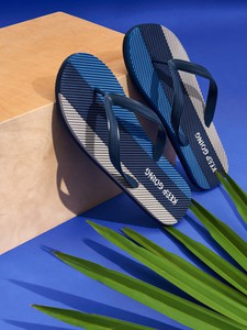 Granatowe buty letnie męskie Top Secret