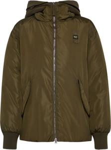 Zielona kurtka Blauer.usa w stylu casual