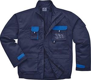 Niebieska kurtka Portwest w stylu casual