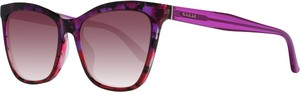 Fioletowe okulary damskie Guess