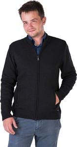Czarny sweter M. Lasota