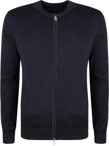 Niebieski sweter Antony Morato w stylu casual z tkaniny