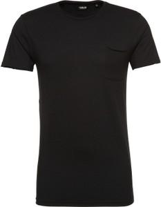 Czarny t-shirt !solid