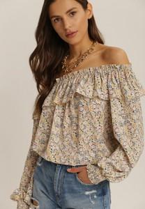 Bluzka Renee z okrągłym dekoltem