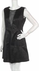 Sukienka Mogano z okrągłym dekoltem bez rękawów