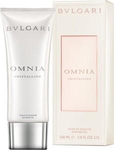 Bvlgari, Omnia Crystalline, żel pod prysznic, 100 ml