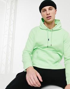 Zielona bluza POLO RALPH LAUREN z bawełny w młodzieżowym stylu