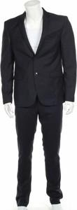 Granatowy garnitur Georges Rech