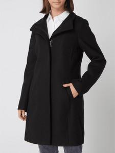 Czarny płaszcz S.Oliver Red Label