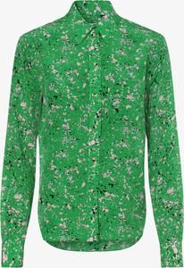 Zielona koszula Tiger Of Sweden z kołnierzykiem w stylu casual
