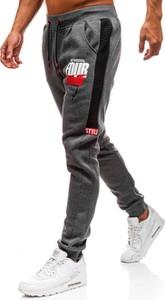 Spodnie sportowe Denley w street stylu