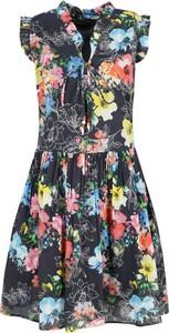 Sukienka Mytwin Twinset w stylu boho