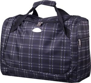 Granatowa torba podróżna Pellucci