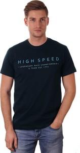T-shirt Just yuppi z krótkim rękawem