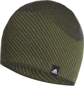 Zielona czapka Adidas