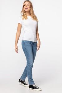 Niebieskie jeansy Guess w stylu casual