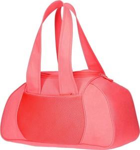 Różowa torba sportowa 4F