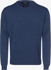 Sweter Andrew James z bawełny w stylu casual