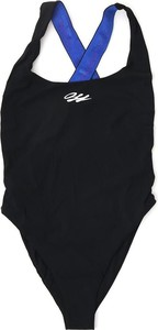 Czarny strój kąpielowy Off White