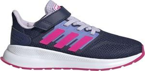 Buty sportowe dziecięce Adidas Performance dla dziewczynek