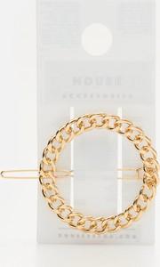 House - Ozdobna spinka do włosów - Złoty