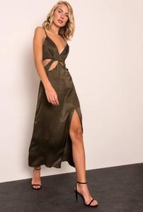 Sukienka Sheandher.pl maxi na ramiączkach
