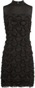 Brązowa sukienka bonprix BODYFLIRT boutique mini