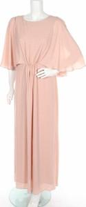 Sukienka Wallis z okrągłym dekoltem
