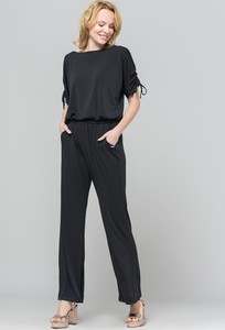 dd7f54dc12d259 elegancki czarny kombinezon - stylowo i modnie z Allani