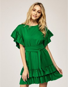 Sukienka fADD mini z dżerseju