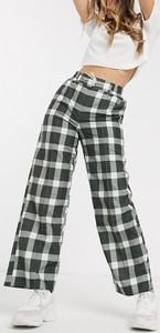Spodnie Asos z dresówki