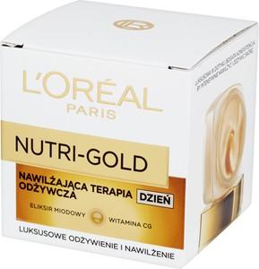 L'Oreal Paris L'oréal Paris Nutri Gold Nawilżająca Terapia Odżywcza Na Dzień 50 Ml