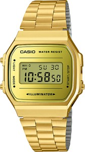 Zegarek unisex CASIO COLLECTION RETRO A168WEGM-9EF