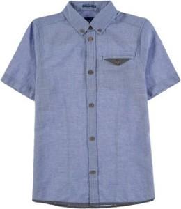 Niebieska koszula dziecięca Tom Tailor