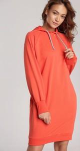 Pomarańczowa sukienka Renee mini