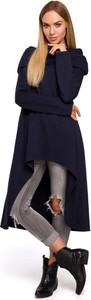 Tunika MOE w stylu casual z bawełny