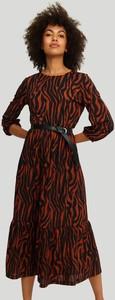 Sukienka Greenpoint z okrągłym dekoltem