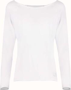 Bluzka By Insomnia w stylu casual z okrągłym dekoltem