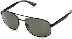 amazon.de Ray-Ban RB3593 okulary przeciwsłoneczne