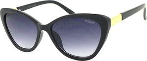 Niebieskie okulary damskie Prius