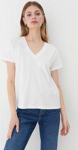 T-shirt Mohito z krótkim rękawem w stylu casual